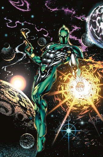 Genis-Vell Kree costume