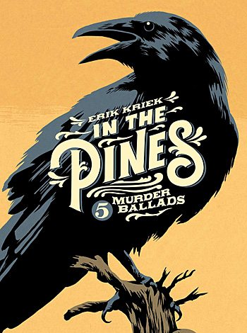 In The Pines Cover, Image: Canongate Books