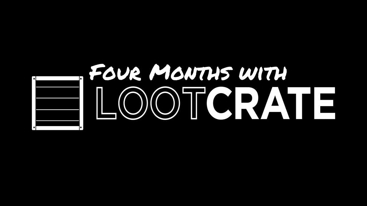 Lootcrate, Image: Sophie Brown