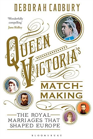 Queen Victoria's Matchmaking, Image: Bloomsbury Publishing