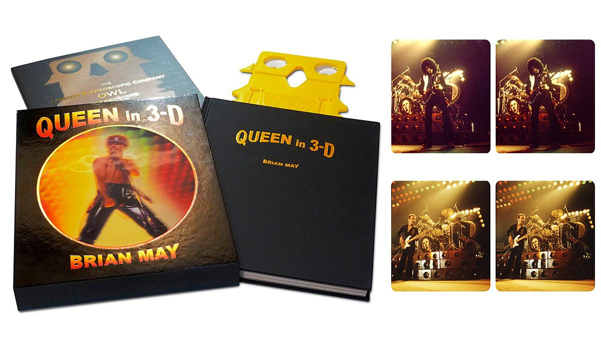 Queen in 3D, Image: The London Stereoscopic Company