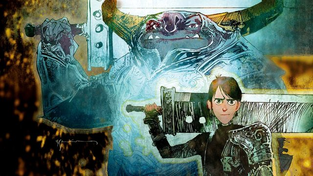 The Secret History of Trollkind, Image: Dark Horse Comics