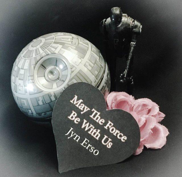 Star Wars Geeky Valentine