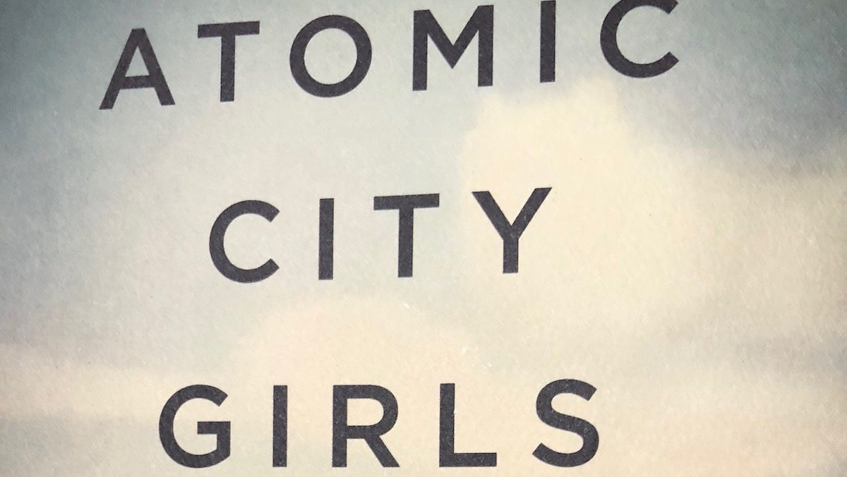 Atomic City Girls cover title