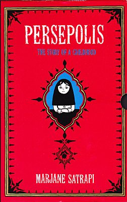 Persopolis, Image: Pantheon Graphic Novels