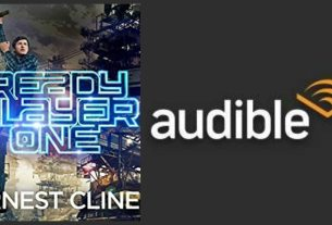 Ready Player One + Audible logo
