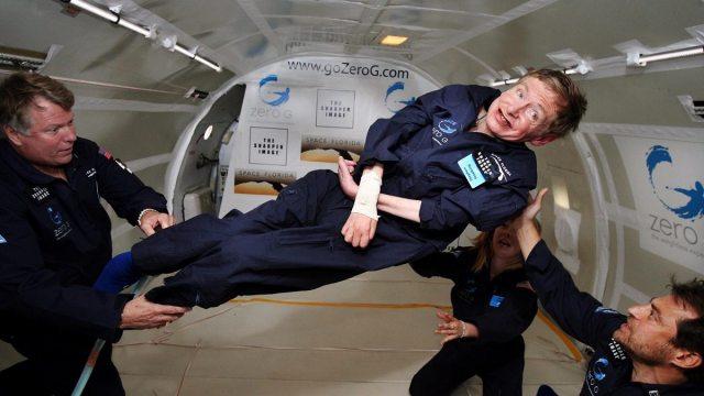 Stephen Hawking Dead