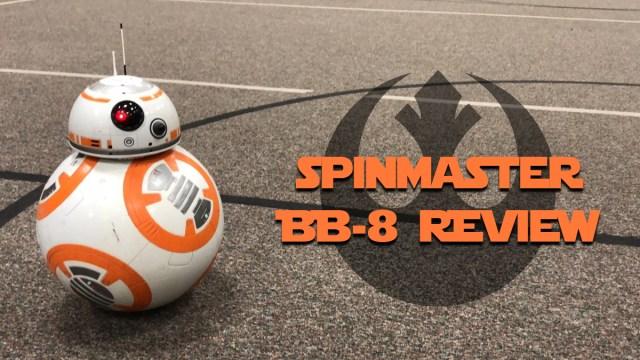 BB-8 Interactive Droid \ Image: Dakster Sullivan