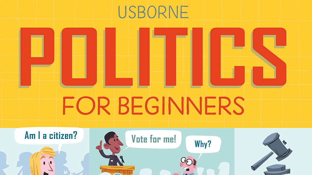 Politics for Beginners, Image: Usborne