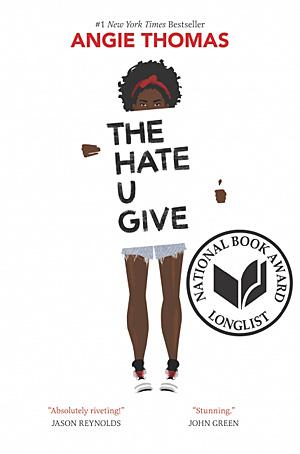 The Hate U Give, Image: Harper Collins