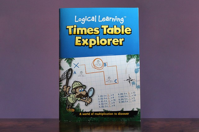 Times Table Explorer, Image: Sophie Brown