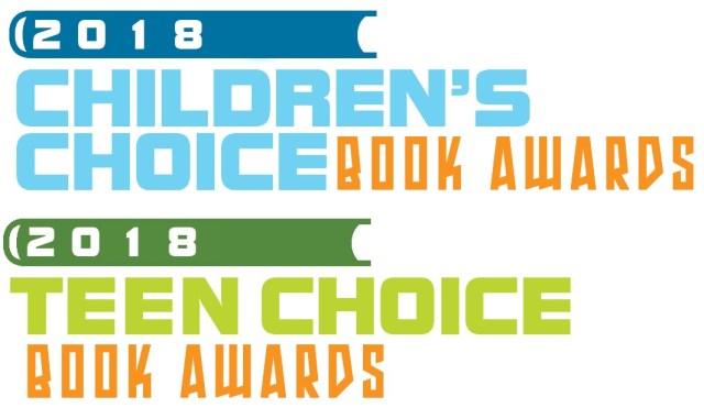 children's and teen choice book award logos