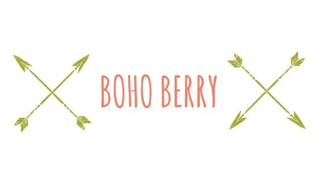 Boho Berry \ Image: Boho Berry