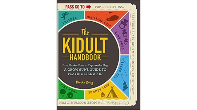 Kidult Handbook \ Image: Amazon