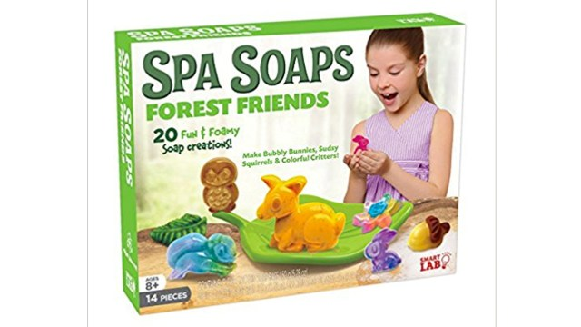 Spa Soaps Forest Friends \ Image: Quarto Group