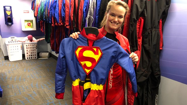 Super suit \ Image: Dakster Sullivan