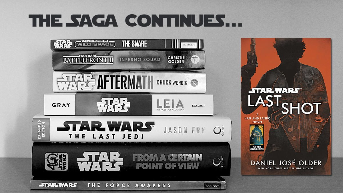 The Saga Continues, Last Shot