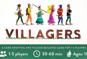 Villagers, Image: Sinister Fish Games