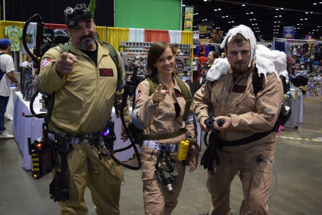 Ghostbusters \ Image: Dakster Sullivan