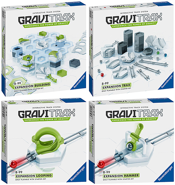 Gravitrax Expansions, Images: Ravensburger