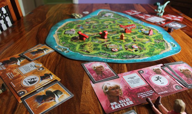 Playing Jurassic Park: Danger Two, Image: Sophie Brown
