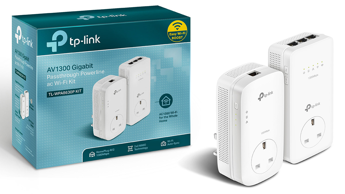 TP-Link Powerline Adapters, Images TP-Link