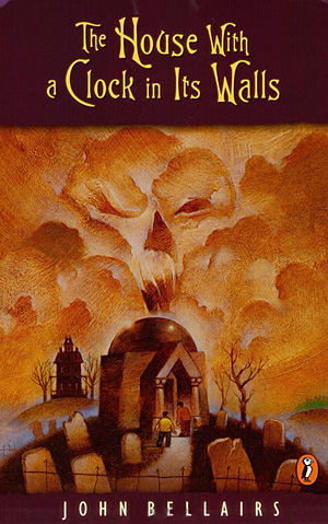 The House With A Clock In Its Wall, Image: Puffin Books