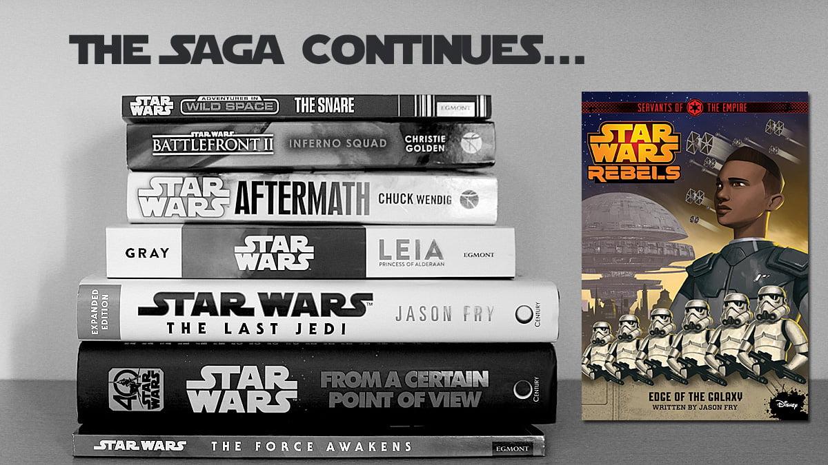 The Saga Continues, Servants of the Empire Series
