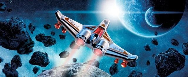Asteroid Escape, Image: Smart Games