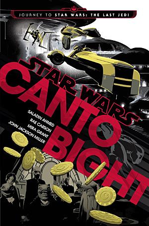 Canto Bight Cover, Image: Del Rey