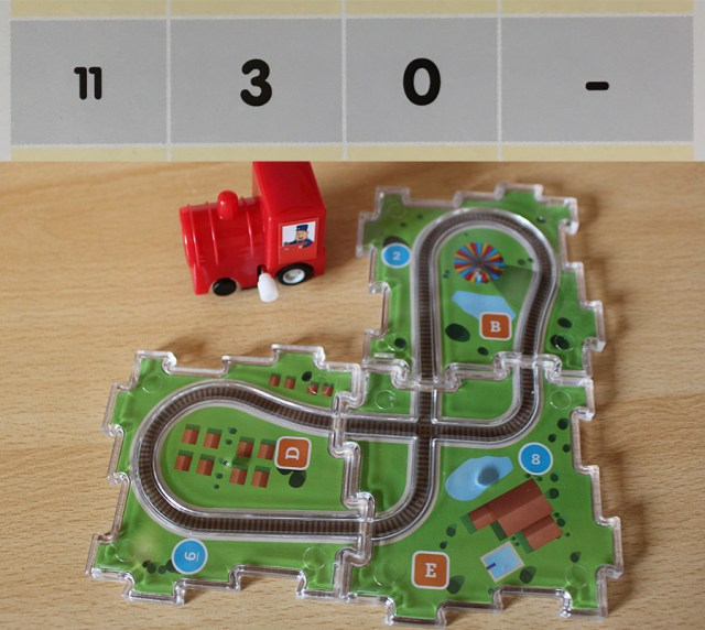Completed Subtraction Track, Image: Sophie Brown