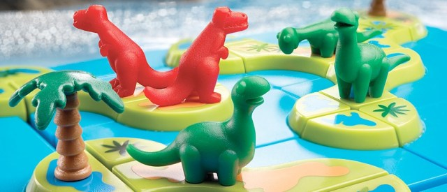 Dinosaurs: Mystic Islands, Image: Smart Games