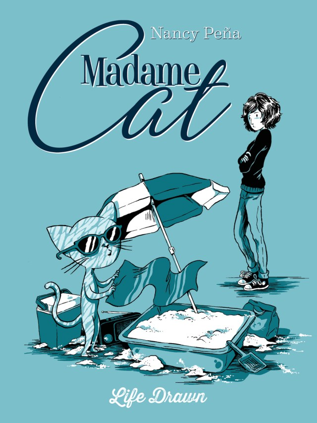 Madame Cat by Nancy Pena cover