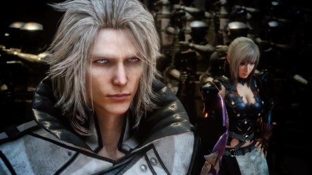 Ravus From the game 'Final Fantasy XV'