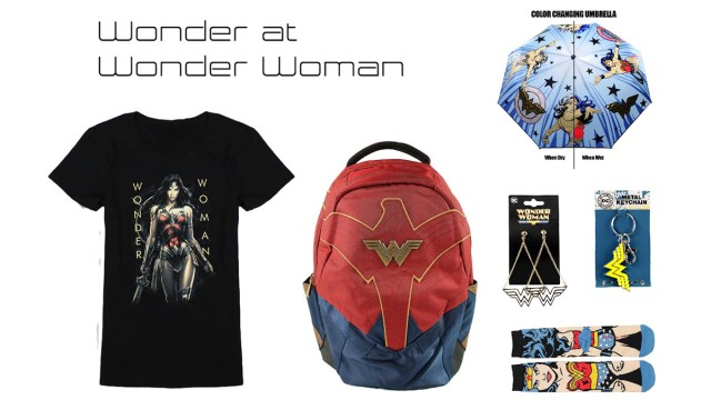 Wonder Woman Outfit \ Images: Pop Stop