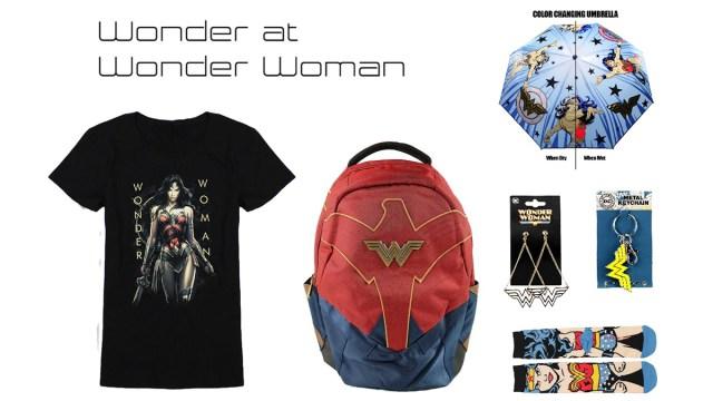 Wonder Woman Outfit \ Images: Pop Stop