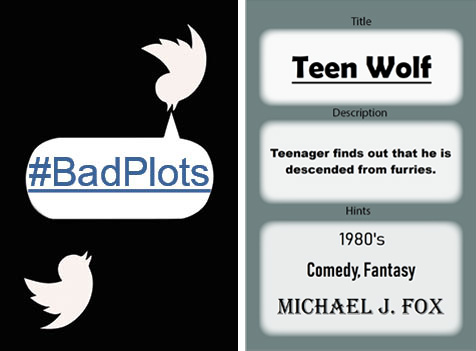 #BadPlots Sample Card, Image: Carl Earl