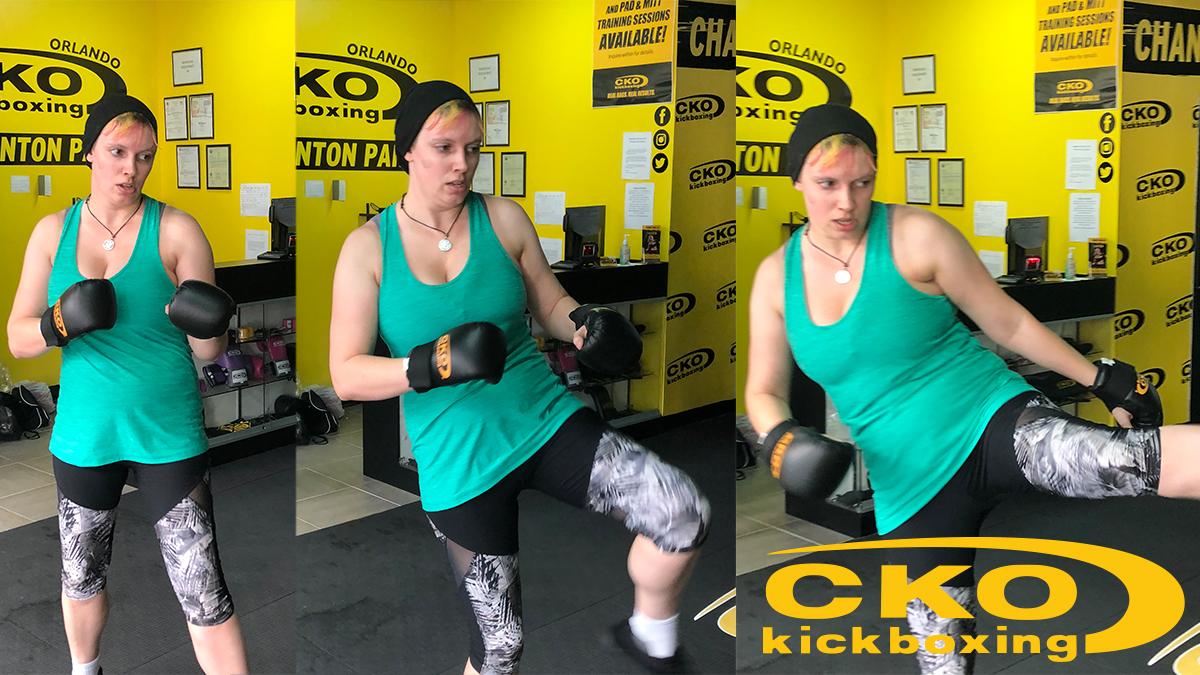 CKO Kicking Anxiety To The Curb \ Image: Dakster Sullivan