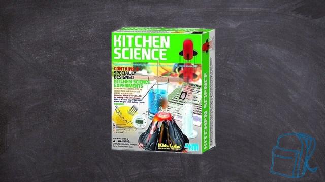 KidzLabs Kitchen Science Kit \ Image: KidzLabs