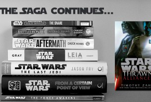 The Saga Continues Thrawn: Alliances, Image: Sophie Brown/Penguin Random House