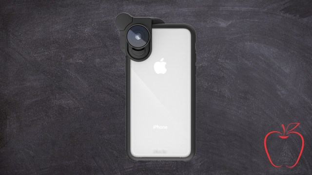 olloclip slim case for iPhone X \ Image: olloclip