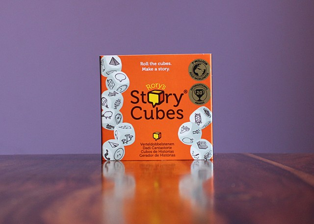 Rory's Story Cubes, Image: Sophie Brown