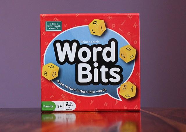 Word Bits, Image: Sophie Brown