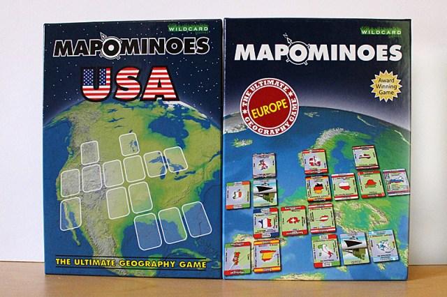Mapominoes, Image: Sophie Brown