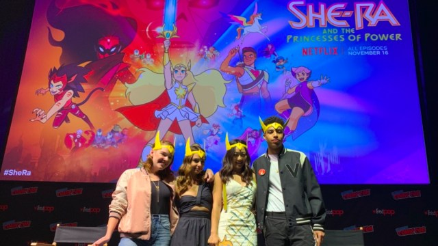 SheRa NYCC2018