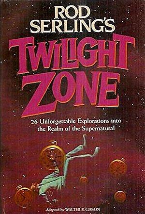 Rod Serling's Twilight Zone, Image: Bonanza Books