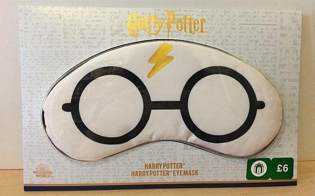 Harry Potter Eye Mask, Image: Sophie Brown