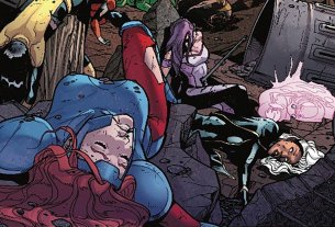'Uncanny X-Men' #4 is available both online and in stores