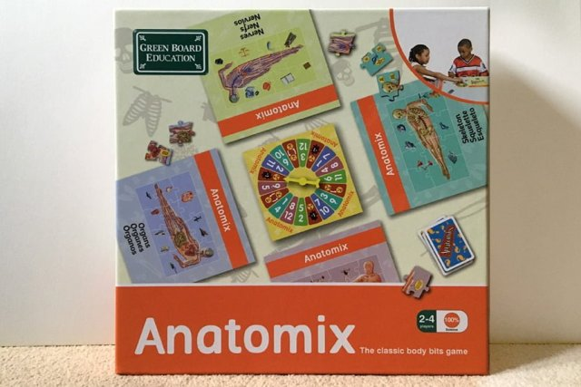Anatomix, Image: Sophie Brown