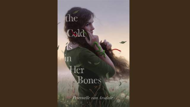 The cold is in her bones cover image
